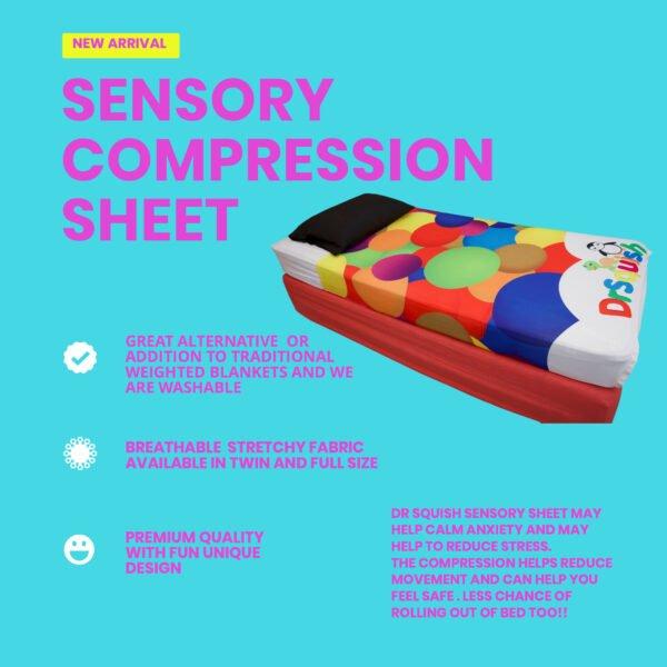 Sensory sheet